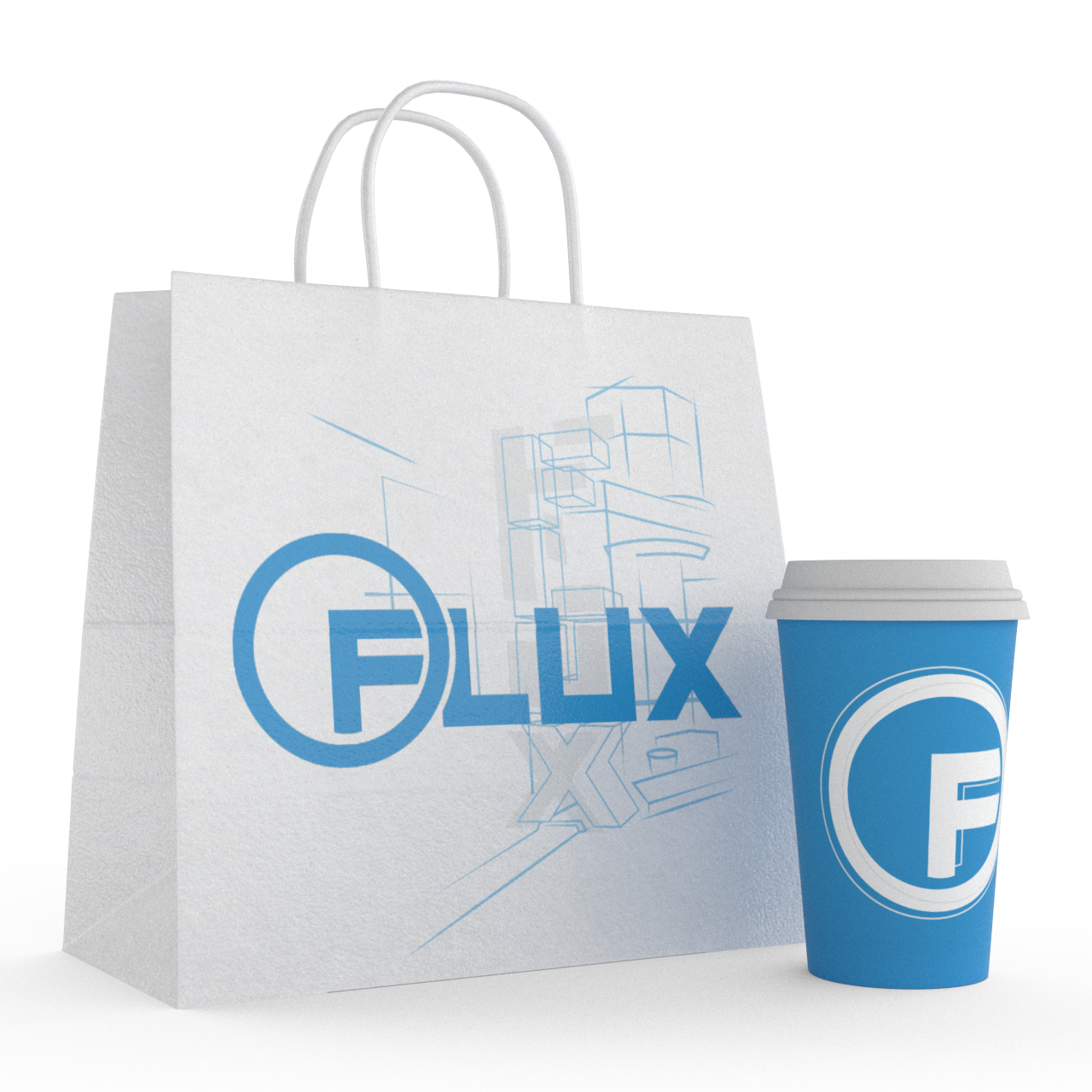 Flux Restaurant Items