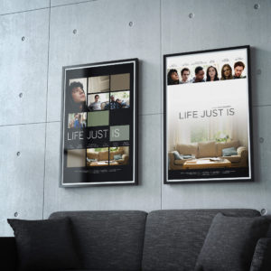 Life Just Is Promo Poster