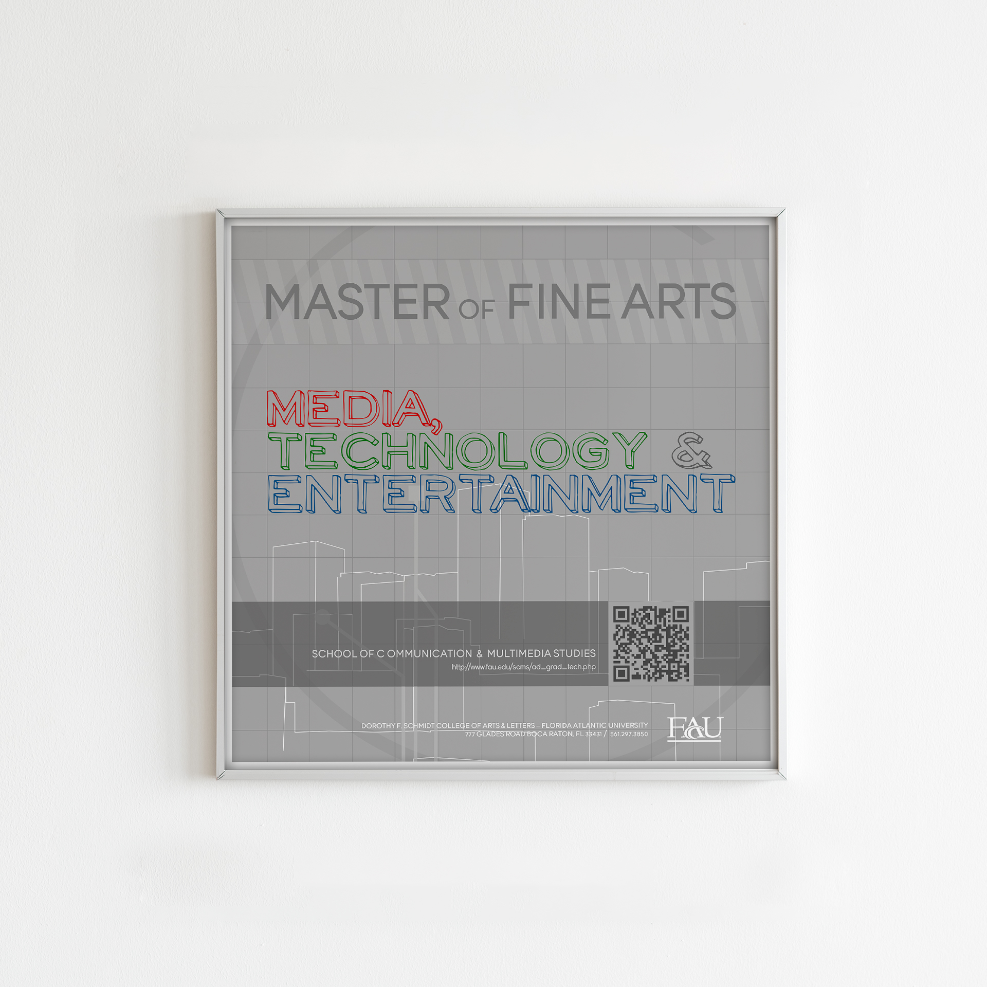 MFA Promotional Poster